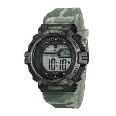 Relógio Speedo Masculino Esportivo Verde 81191G0EVNP2