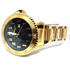 Relógio Seculus 20734GPSVDA1