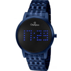Relógio Champion Digital Feminino Azul CH40008A