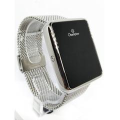 Relógio Champion Digital Prata CH40080T