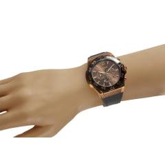 Relógio Masculino Pulseira De Silicone Seculus 20779GPSVZU1
