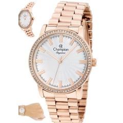 Relógio Champion Feminino Rosê CN25798Z