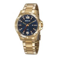 Relógio Seculus Masculino 20788GPSVDA4