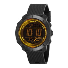 Relógio Speedo Masculino Esportivo Preto 11020G0EVNP2
