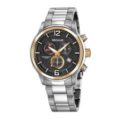 Relógio Seculus Cronógrafo Masculino