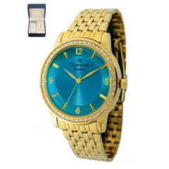 Relógio Champion Feminino + Pulseira CN27947Y