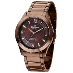 RELOGIO CHAMPION CHOCOLATE FEMININO CN28866R