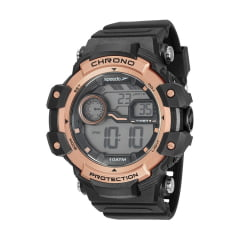 Relógio Speedo Masculino Esportivo Bronze 11015G0EVNP2