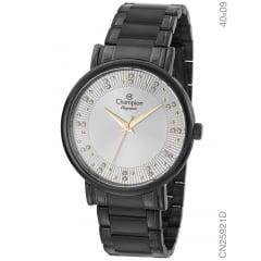 Relógio Champion Feminino Preto CN25921D