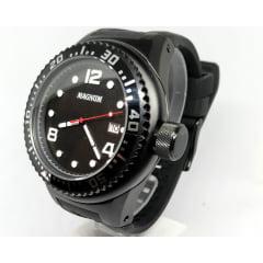 Relógio Magnum Masculino Pulseira em Silicone