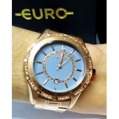 Relógio Euro Rosê Feminino EU21176HAD/4C