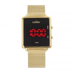 Relógio Digital Quadrado Condor COJHS31BAA/4X