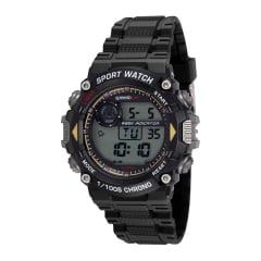 Relógio Speedo Masculino Esportivo Preto 81193G0EVNP1