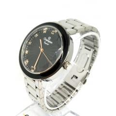 Relógio Champion Feminino Prata CN29972T