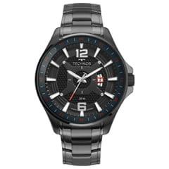 Relógio Technos Masculino Todo em Aço 2117LBW/4A