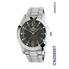 Relógio Champion Feminino Prata CN20800T