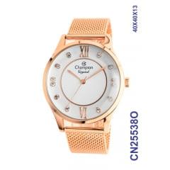 Relógio Champion Feminino Rosê CN25538O