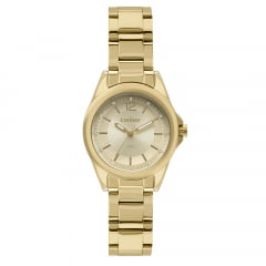 Relógio Condor Feminino Dourado CO2035EXD/K4D