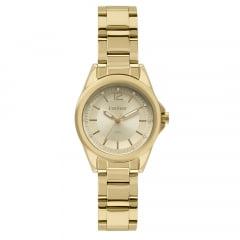 Relógio Condor Feminino Dourado CO2035KOE4T