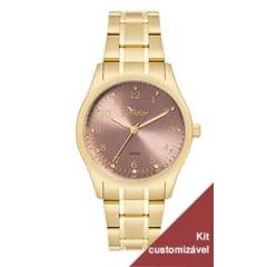 Relógio Condor Feminino Dourado CO2035FND/K4J