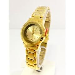 Relógio Condor Feminino Dourado CO2035KKT/4X