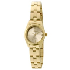 Relógio Condor Feminino Dourado CO2035KKX/4X