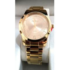 Relógio Condor Feminino Dourado CO2035KLP/4D