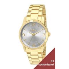 Relógio Condor Feminino Dourado CO2035KLPK4K