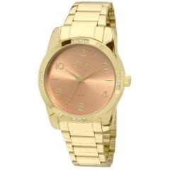 Relógio Condor Feminino Dourado CO2035KOE/4L