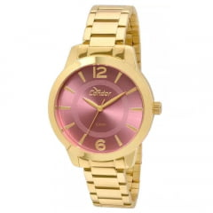 Relógio Condor Feminino Dourado CO2035KQE/4T