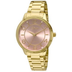 Relógio Condor Feminino Dourado CO2035KRH/4T