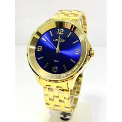Relógio Condor Feminino Dourado CO2035MSP/4A