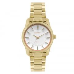 Relógio Condor Feminino Dourado CO2036KWJ/4B