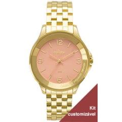 Relógio Condor Feminino Dourado COAL2035FMD/K4T