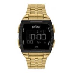 Relógio Condor Masculino Dourado COBJ2649AB/4D