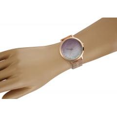 Relógio Mondaine Feminino Rosê 32109LPMVRE2
