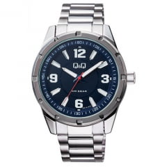 Relógio QeQ em Aço Masculino QB14J45Y