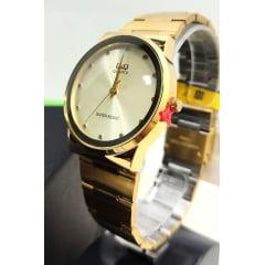 Relógio QeQ Feminino Dourado Q398J010Y