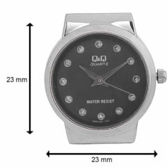 Relógio QeQ Feminino Dourado Q399-202Y