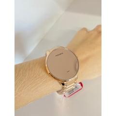 Relógio Mondaine Feminino Digital Rosê