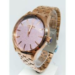 Relógio Mondaine Feminino Rosê 99023LPMVRE3