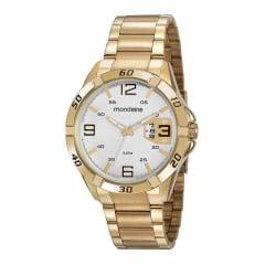 Relógio Mondaine Masculino Dourado 53834GPMVDE4