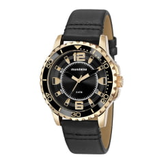 Relógio Mondaine Masculino Couro 76721GPMVDH2