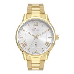 Relógio Technos Masculino Dourado 2115MTY/4K