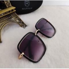 Óculos Solar Feminino Rafalu HT1537 C1