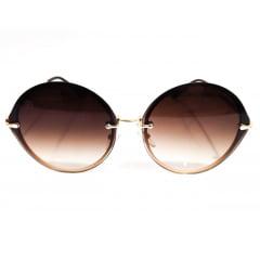 Óculos Solar Feminino Rafalu 27607 C91