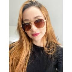 Óculos Solar Feminino Rafalu 8282 C3