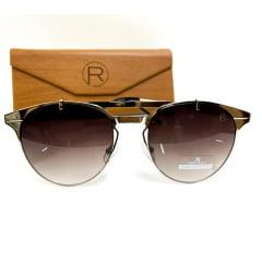 Óculos Solar Feminino Rafalu A023 R59-827