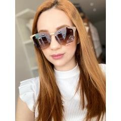 Óculos Solar Feminino Rafalu B88-418