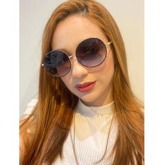 Óculos Solar Feminino Rafalu HT1057 C2 - SEM ESTOJO